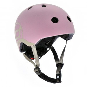 Scoot and Ride Helm XS - Rose