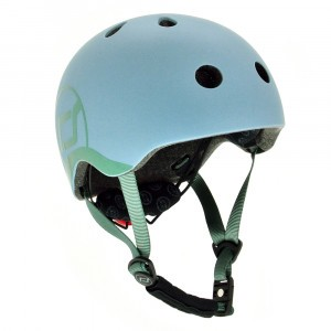 Scoot and Ride Helm XS - Steel