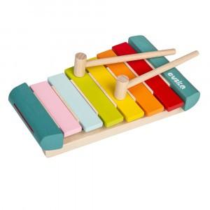 Cubika Houten Speelgoed Xylofoon