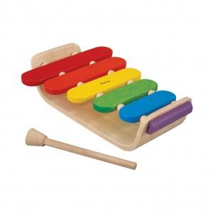 PlanToys Muziek Ovale Xylofoon