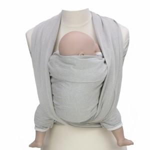 Yaro Draagdoek Newborn Grey 4,6m (maat 6)