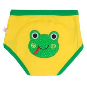 Zoocchini Oefenbroekje Flippy The Frog