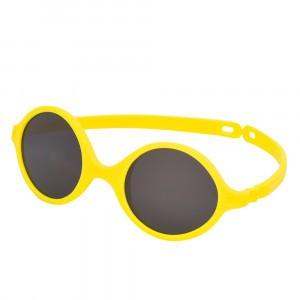 Kietla Zonnebril Diabola Yellow 0-1 jaar