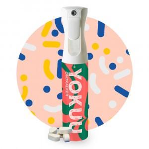 Yokuu Badkamerreiniger+ Start Kit: 1 herbruikbare spray + 1 parel