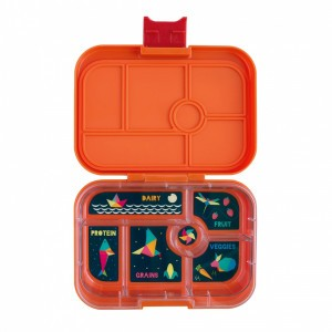 Yumbox Original Mumbai Orange