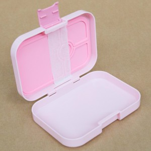 Tweede Kans product - Yumbox Panino Hollywood Pink zonder tray