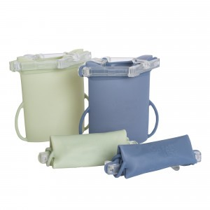 Baby on the Move Yummy Bag (4-pack) Nature