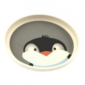 Yuunaa Bamboe Bord Pinguin