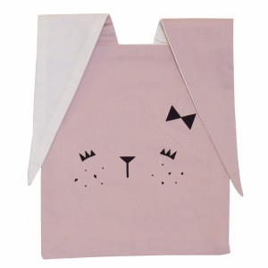 Fabelab Lunch Bag Bunny Mauve