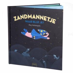 Clavis Leesboekje Zandmannetje, waar blijf je?
