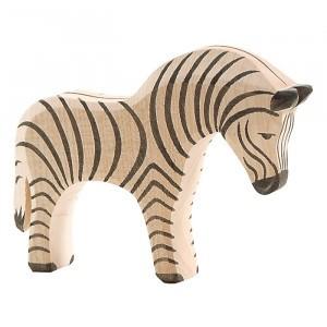 Ostheimer Wilde dieren Zebra (12 cm)