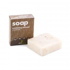 Ecoliving Zeep Exfoliating Oatmeal (100 gr)