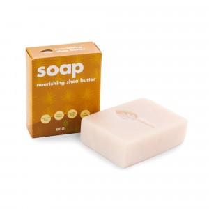 Ecoliving Zeep Nourishing Shea Butter (100 gr)