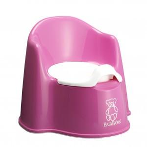 BabyBjörn Zetelpotje Roze