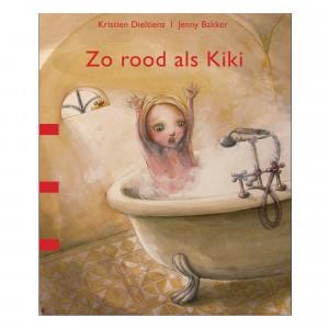 Clavis 'Bijdehand' Informatief Leesboek Zo rood als Kiki