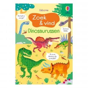Usborne Zoek en Vind Dinosaurussen