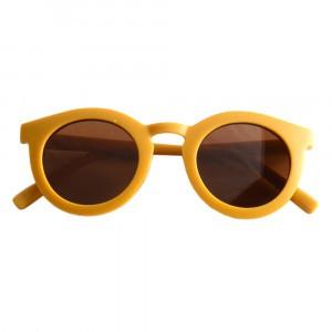 Grech & co. 'Sustainable Sunnies' Zonnebril Kind Golden