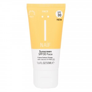 Naïf Grown Ups Zonnecrème Gezicht SPF30, 50 ml
