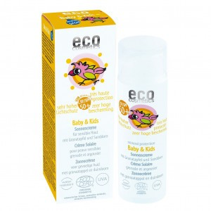 Eco Cosmetics Baby & Kids Zonnecrème SPF50  50ml