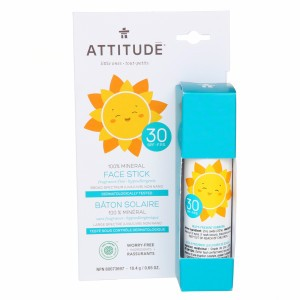 Attitude Family Gezichts - en lipstick SPF30