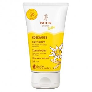 Weleda Edelweiss Zonnelotion SPF30 150 ml