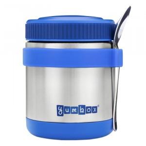 Yumbox Thermosbox met lepel - Zuppa Neptune Blue